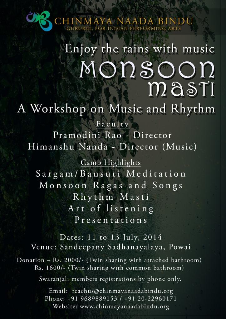 Monsoon Masti 2014