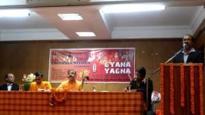 Gyan Yagna by Swami Advaitanandaji - Inauguration_72