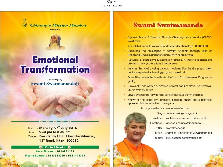1.Emotional Transformation op A