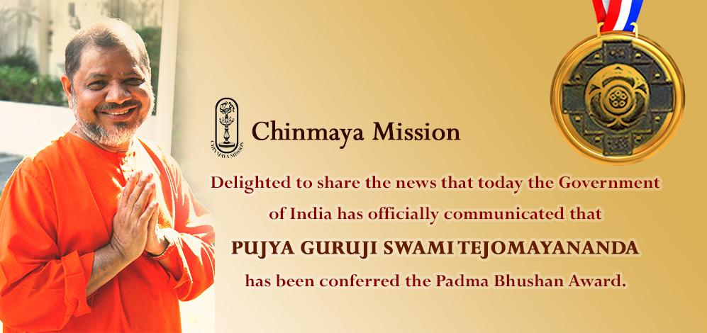 Padma Bhushan Award
