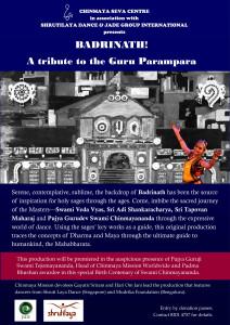 Tribute to the Guru Parampara