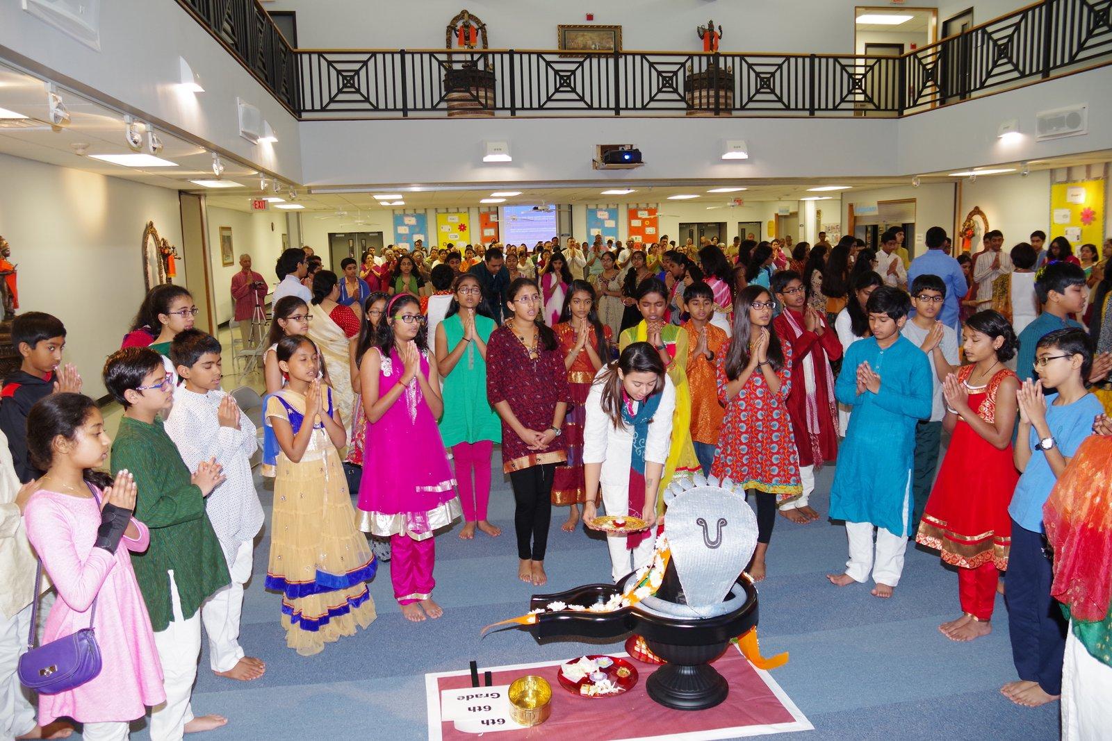 a unique and symbolic mahasivaratri at chin a prabha chin a chin a