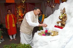 Sivaratri worship