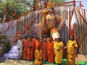 Hanuman Jayanti at Noida