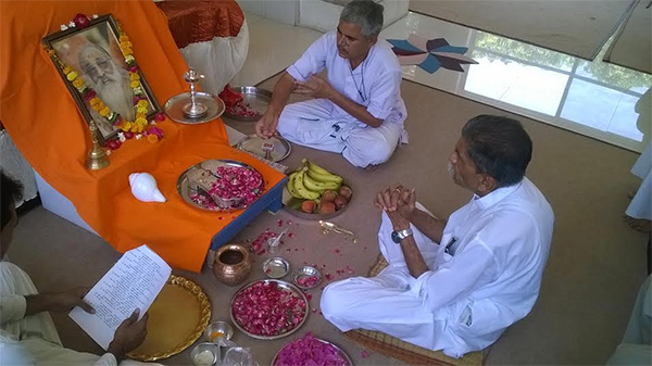 Aradhna Diwas Chinmaya Mission