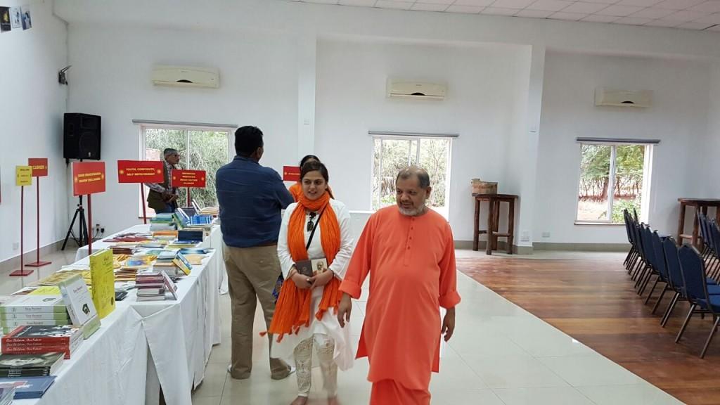 Swami Chinmay Hall at Kenya