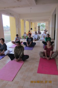 International Yoga Day at Pune