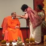 Guruji at Chinmaya Sanjeevani