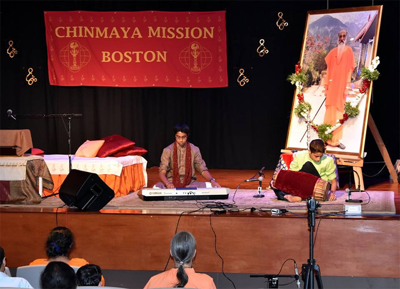 Guruji Visit at Boston
