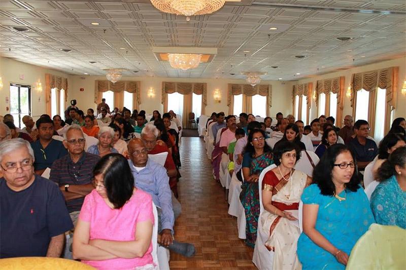 Guruji's Visit to  Center