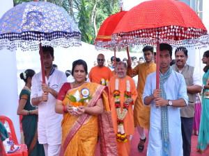 Shilanyas Ceremony