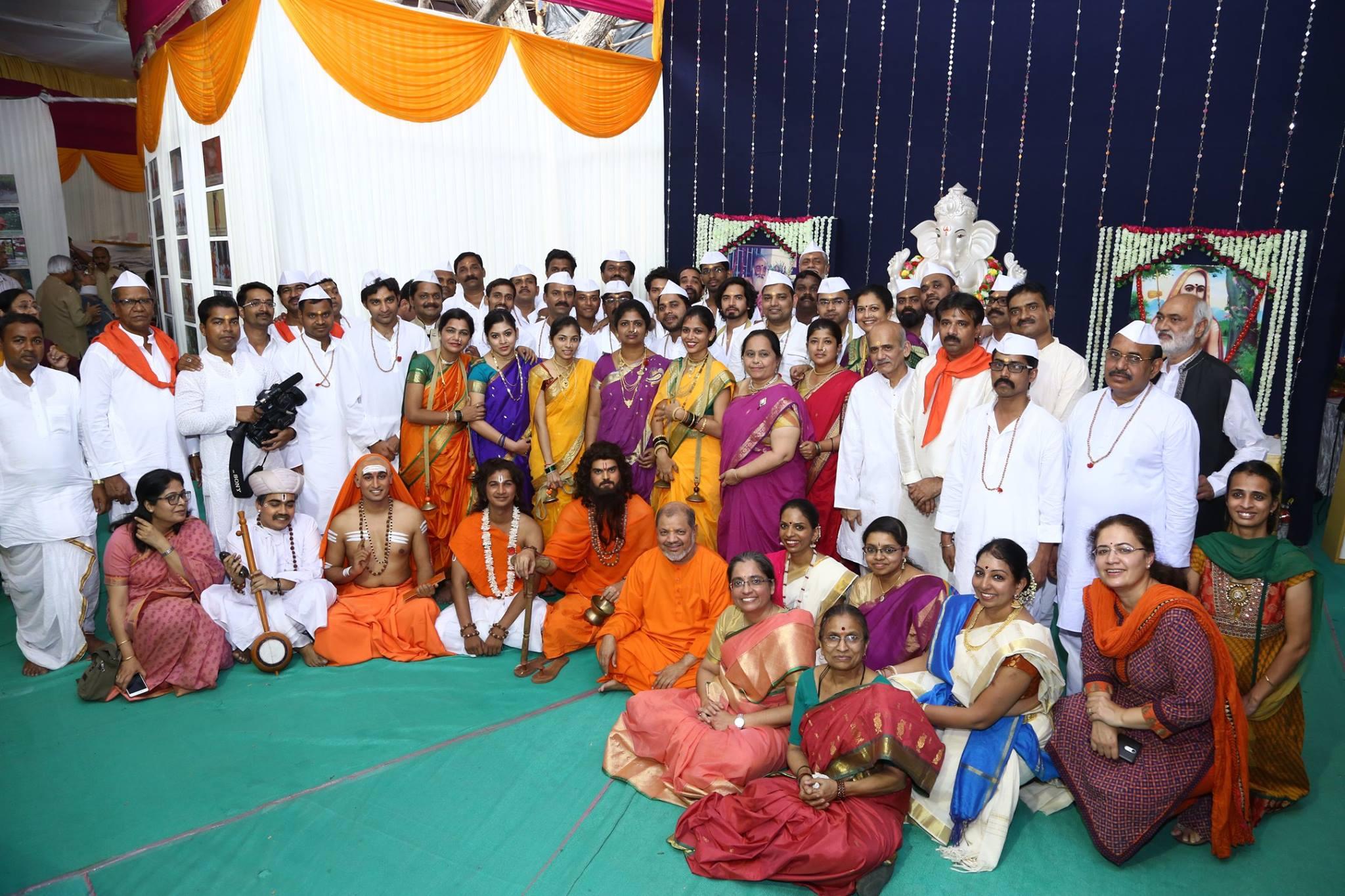 Our Gratitude to Pujya Guruji & Welcome to Mukhya Swamiji | Chinmaya