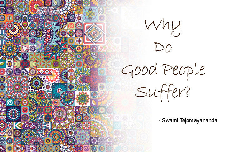 Why good people suffer