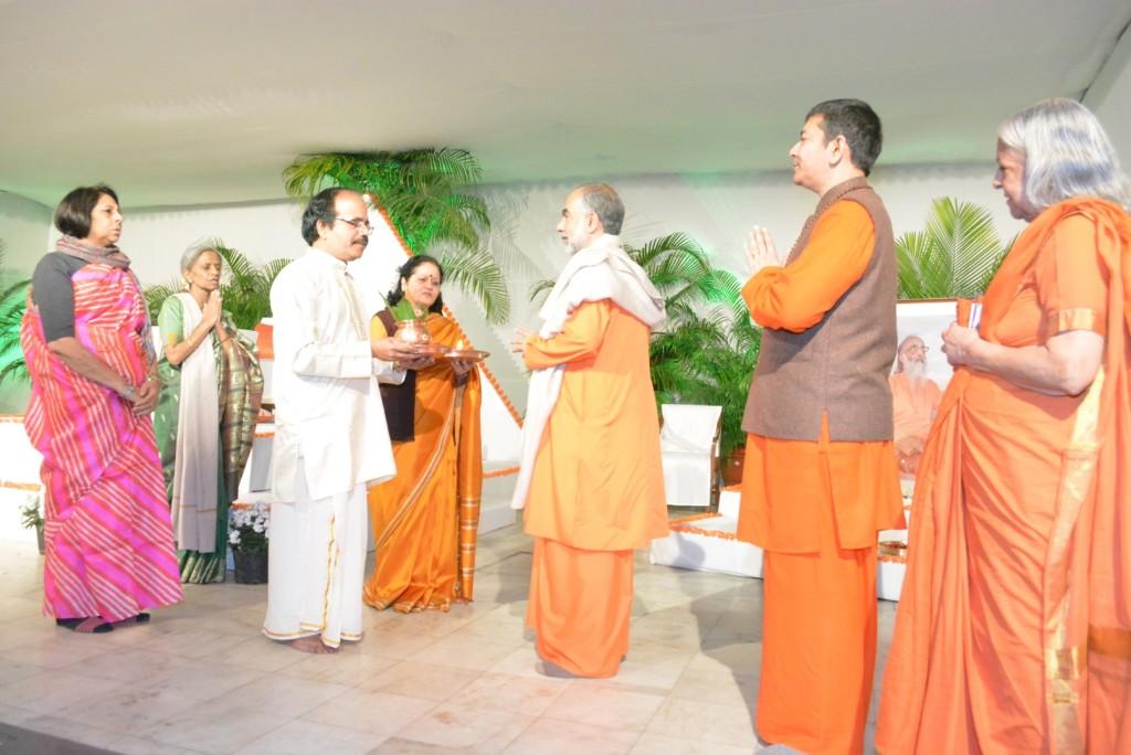 Swamiji Swaroopanandaji Yagna
