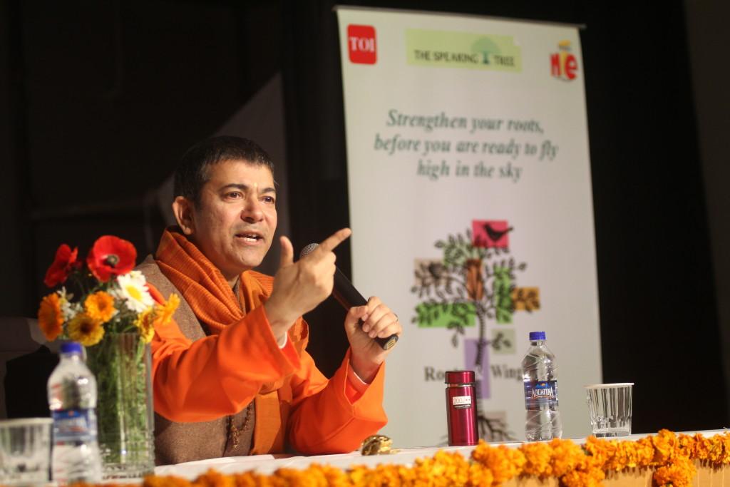 Swami Prakarshananda 2