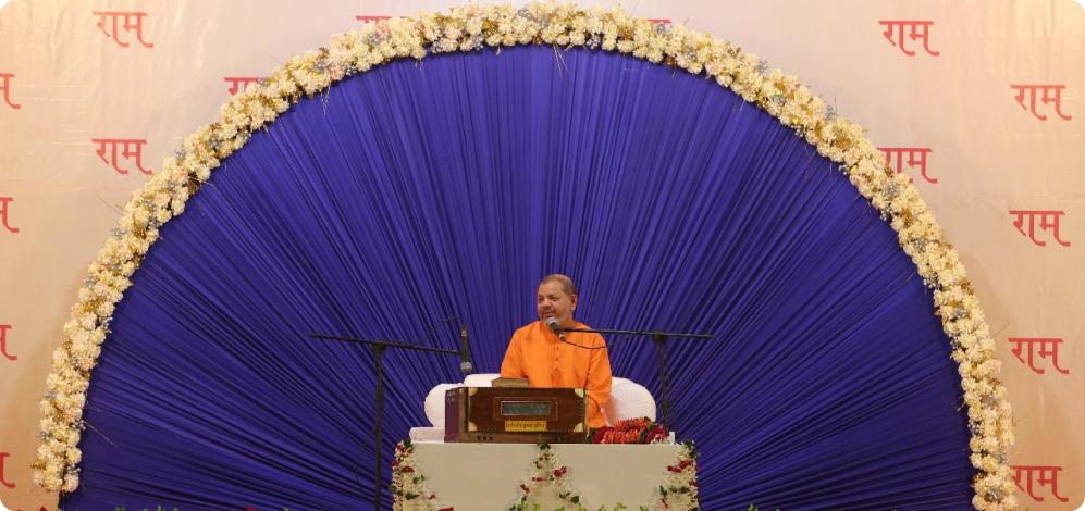 Tulasi Ramayan Yagna at Navi Mumbai