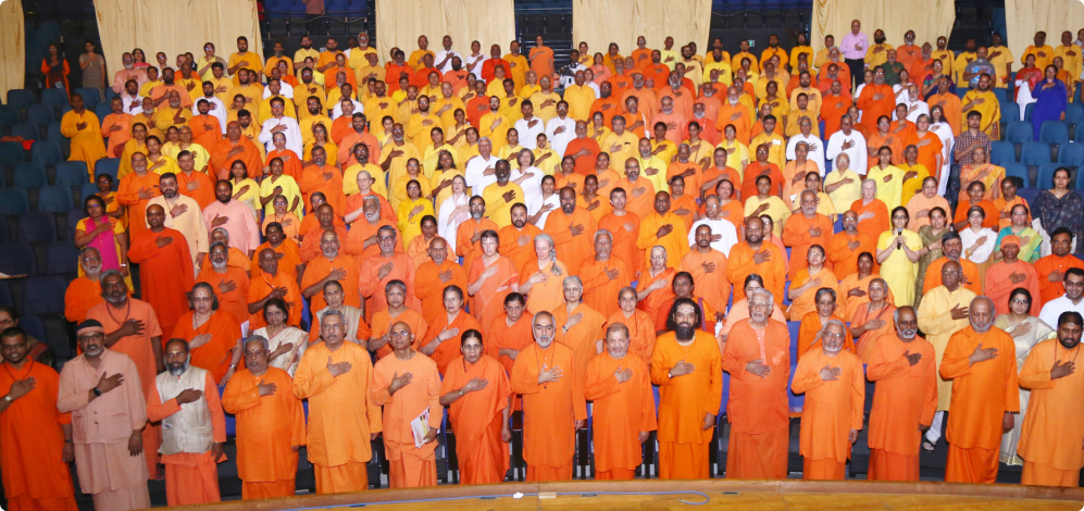 Worldwide Acharyas' Conference, Chinmaya Vibhooti.