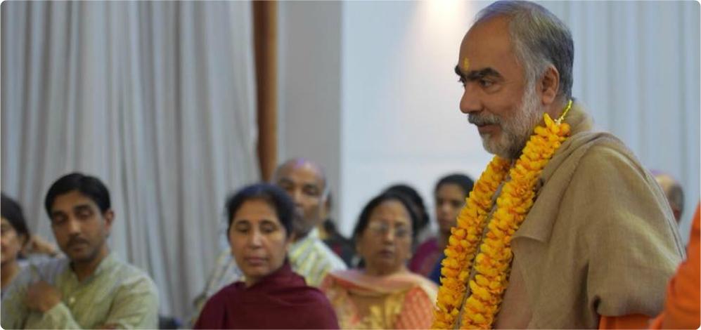 Swamiji's Visit to CM Australia