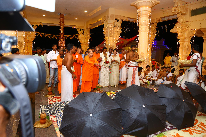 Panchayatana Temple