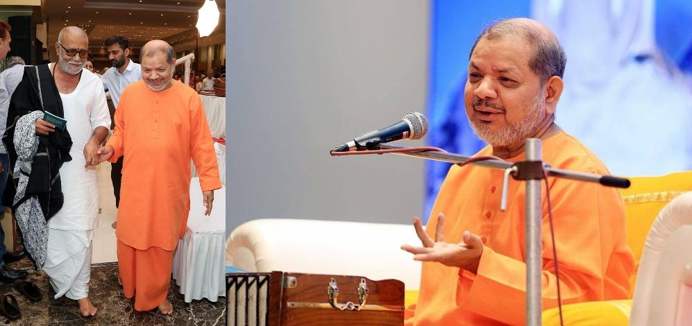 Mann Ka Daivikaran Talks at Mumbai.
