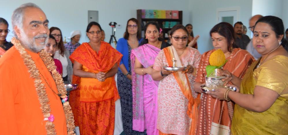 Chinmaya Hanuman Centre Inauguration London(Ontario)