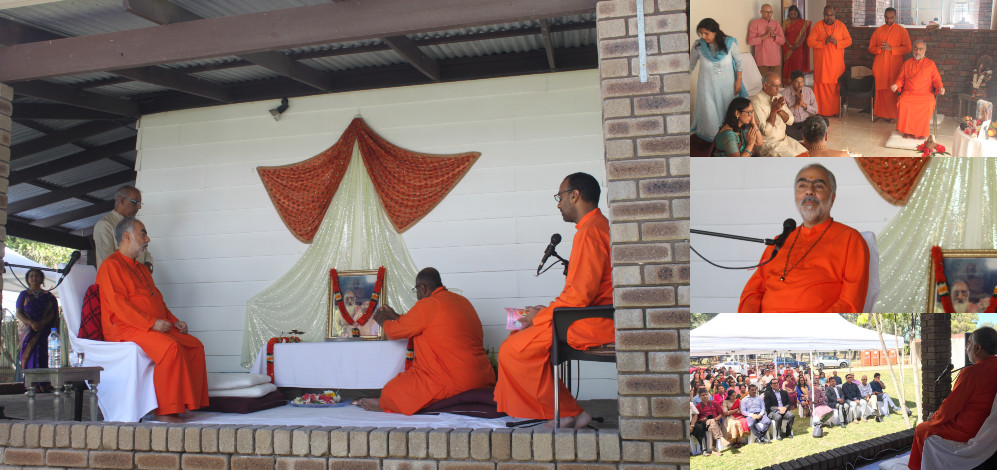 Inauguration of Perth Ashram