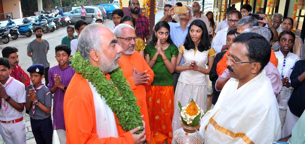 Swamiji's yagna at kozhikode