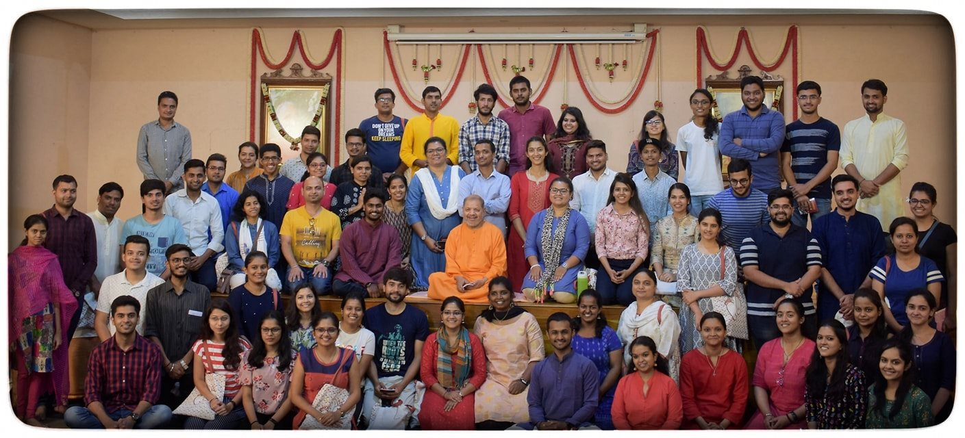 The Questioning Youth Camp at Chinmaya Vibhooti