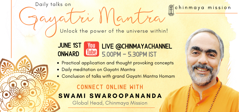 Live Talks on Gayatri Mantra