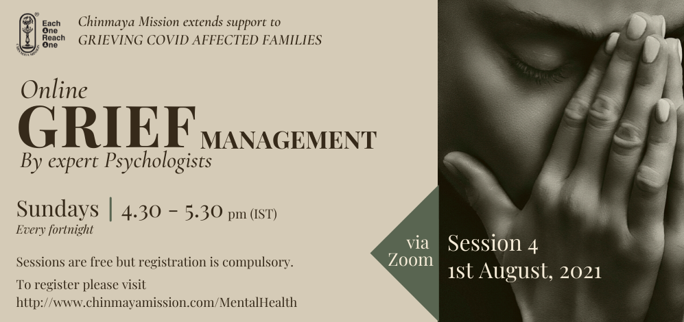Grief Management Sessions